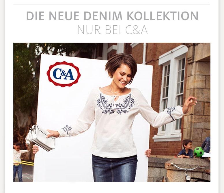 C&A Werbung