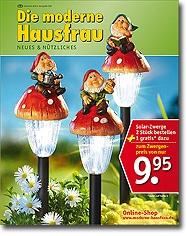 Versandhaus Walz Katalog: Die moderne Hausfrau
